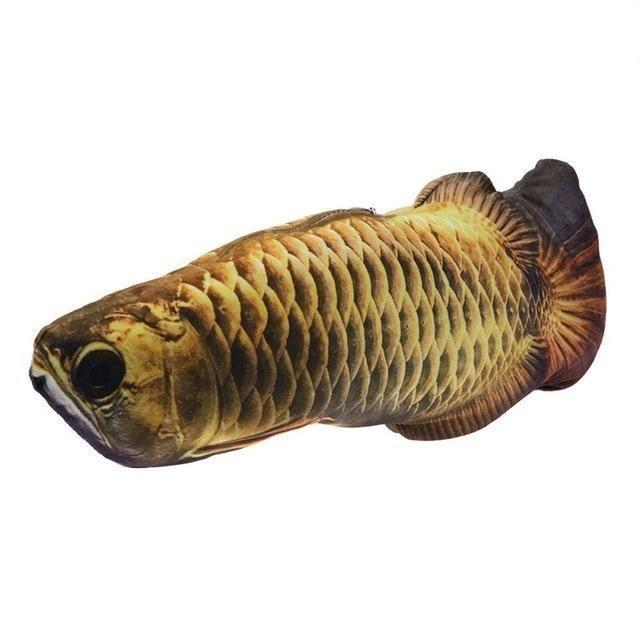 Cat Toy Favor Fish Mint Stuffed Shape Sisal Hemp Scratch Board Post Pet Supplies