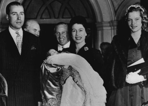 Porchester Queen Ii Elizabeth Lord