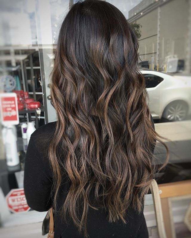 hair styles for black with hair 25 best ideas about espresso hair color on 8963