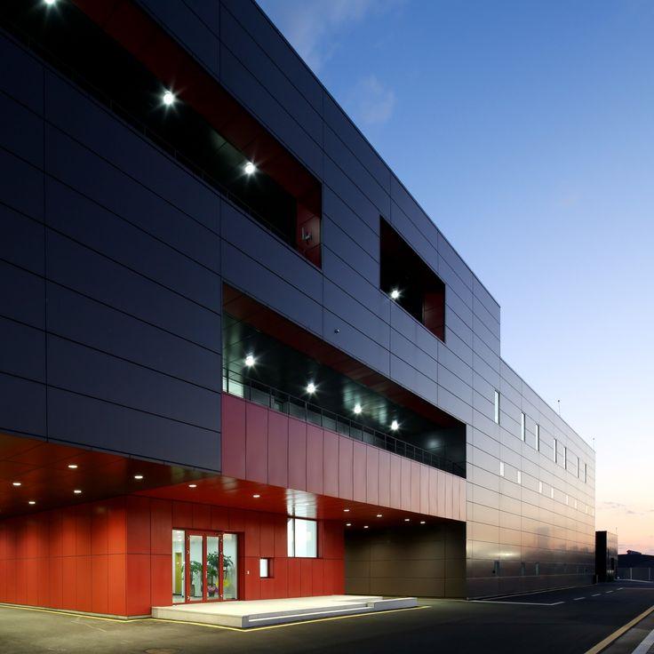 SFC Laboratory II Lab Photo SFC 연구소 연구실험동 준공사진