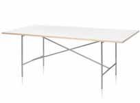 Egon Eiermann Tischgestell und Tischplatte