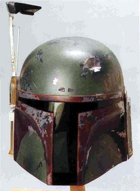 Original Boba Fett and Jango Fett Helmets                                                                                                                                                                                 More