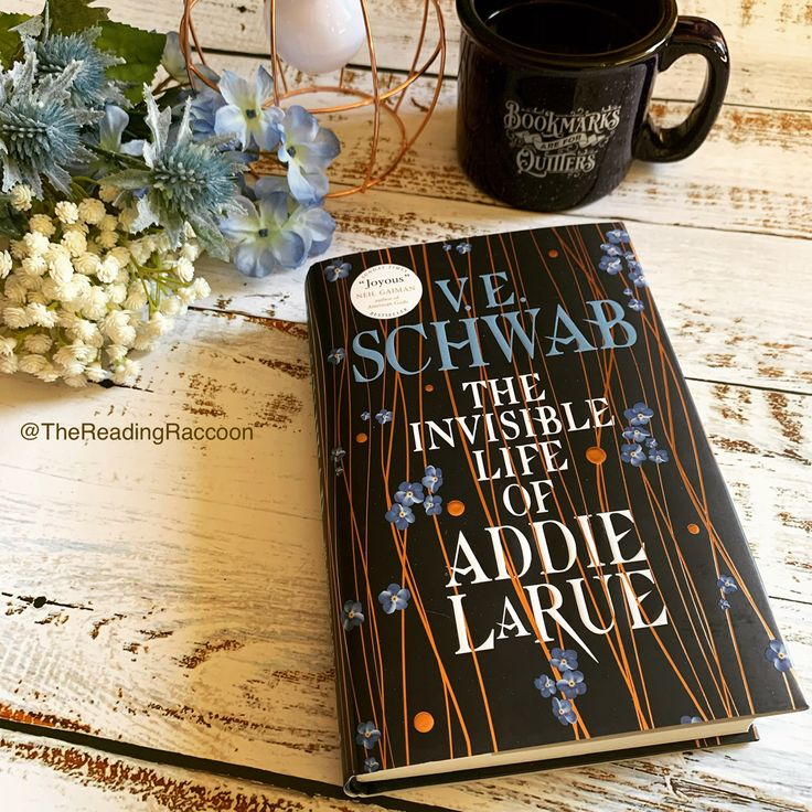 The Reading Raccoon book review of epic historical fiction and paranormal fantasy novel The Invisible Life of Addie LaRue by V.E. Scwab #theinvisiblelifeofaddielarue #veschwab #paranormalfantasy #historicalfiction #bookreview #bookstagram #bookrecommendation #bookblogger
