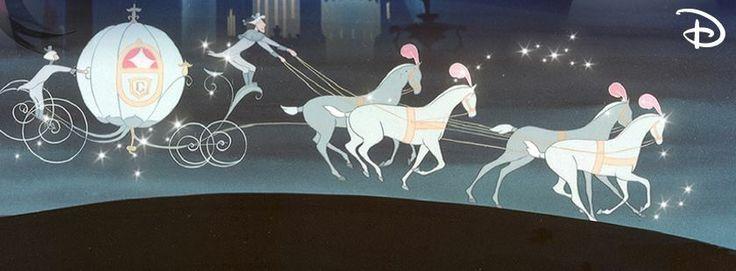 Disney Facebook cover photo - Cinderella