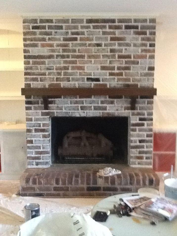 Best 25+ Whitewash brick fireplaces ideas on Pinterest ...