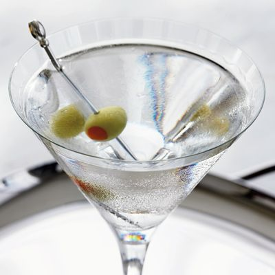 grey goose classic martini. vermouth, grey goose and a dash of orange bitters (optional).