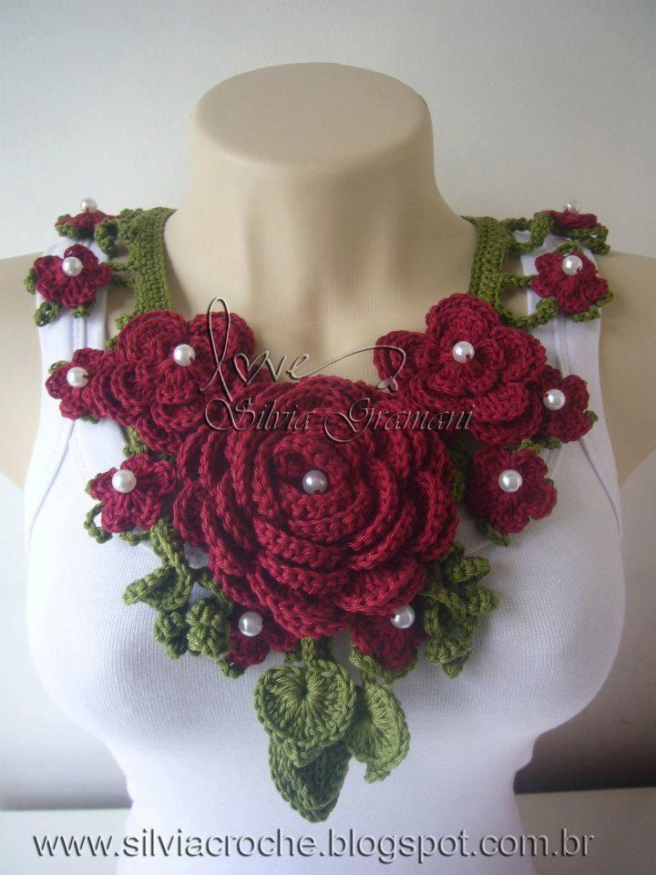 Silvia Gramani Crocheted