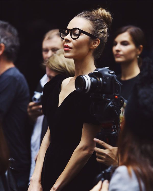 like the glasses