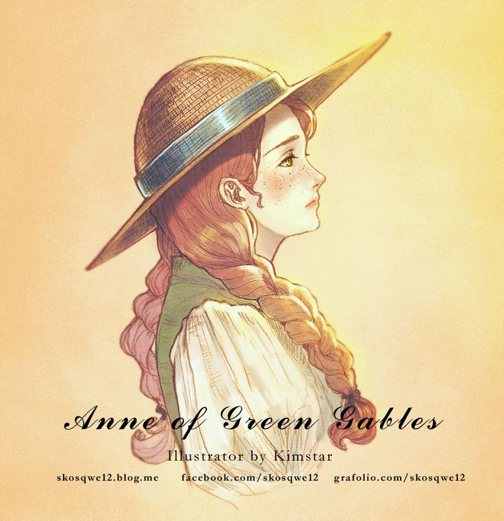 """김스타 (Kim Star), """"빨간 머리 앤"""" (""""Anne of Green Gables"""")"""