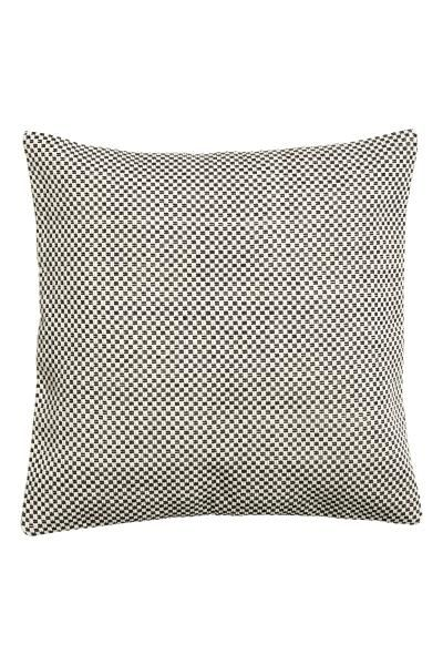 Braided cushion cover - Anthracite grey - Home All | H&M