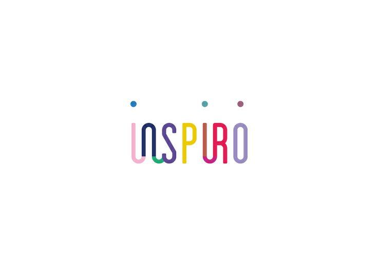 Dom Kultury INSPIRO - identyfikacja wizualna | logo (wersja podstawowa)