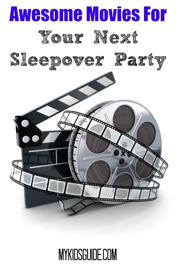 Looking for the best sleepover movies for teens? Check out our favorites and make your next slumber party a huge hit with all your friends!