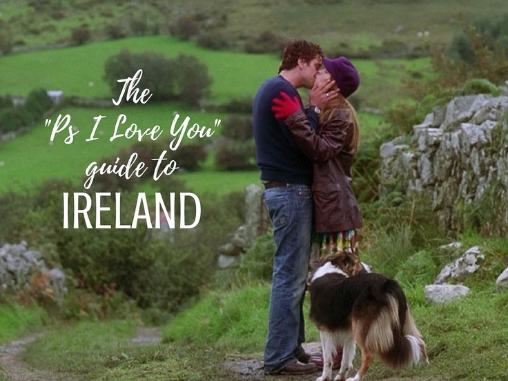 Call me a hopeless romantic, but I just love the Rom-com, P.S. I Love You. The movie by itself is sweet and heartfelt, but the scenes based in Ireland seriously had me itching to grab an umbrella and run away to the Emerald Isle. So while planning my trip to Ireland, I must confess, I must have