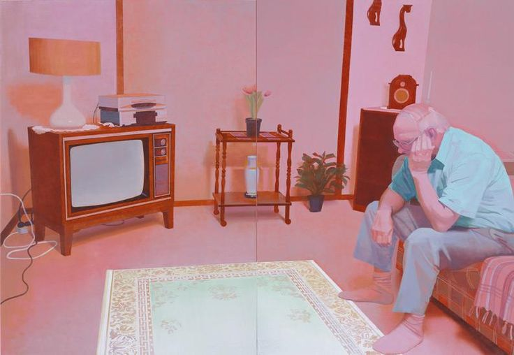 Akos Birkas, Tha Carpet, 2007, Galerie EIGEN+ART
