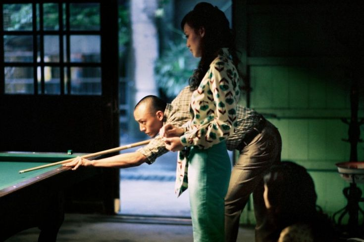 Three Times by the master Hou Hsiao Hsien