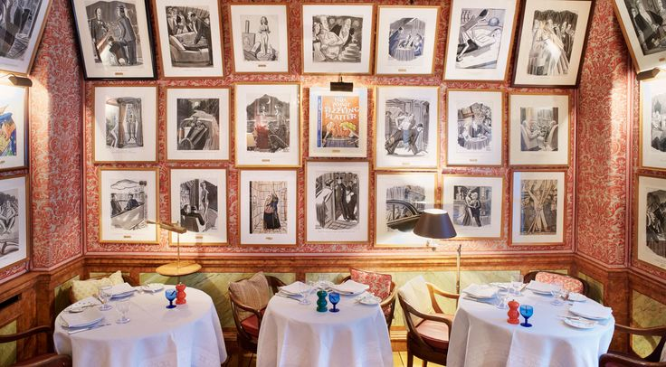 Harry's Bar, Mayfair. 50% off food from the evening a la carte menu on the basis of each person having a two course meal