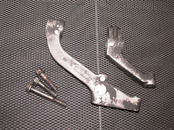 93 94 95 Honda Del Sol OEM B16 Engine Transmission Brace Bracket