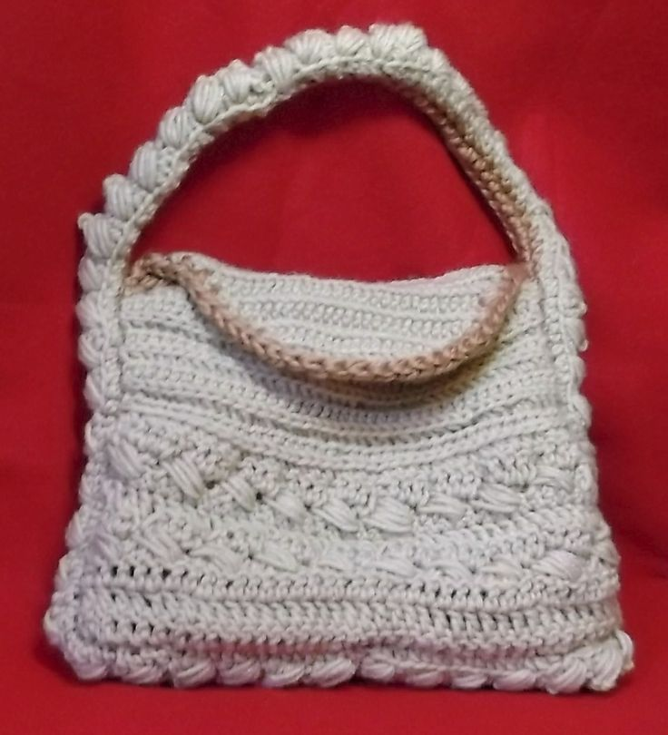 Crochet Bag With Pockets Pattern : Pocket book Crochet Pattern - Welcome to Patterns Tried ...