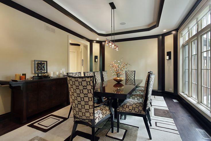 Best 25 Luxury Dining Room Ideas On Pinterest: Best 25+ Large Dining Rooms Ideas On Pinterest