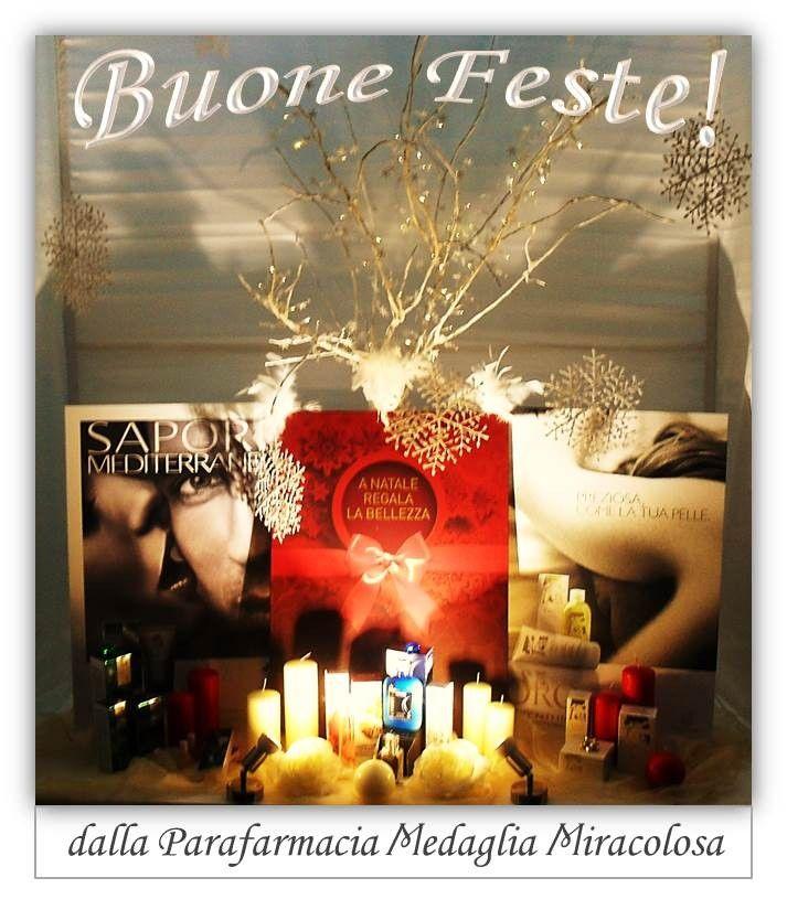 Photogallery Cagliari Parafarmacia - Benvenuti su parafarmaciamedagliamiracolosa! Natale 2013