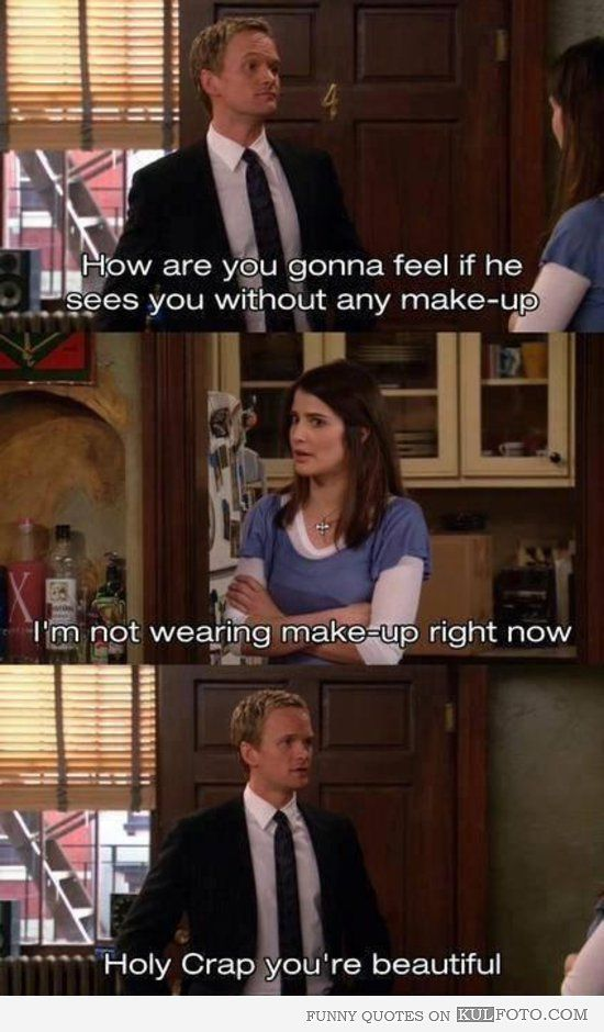 how I met your mother funny quotes and pictures | beautiful - Funny quote by Barney Stinson from How I Met Your Mother ...