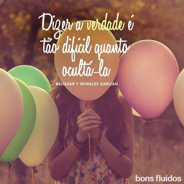 #verdade #dizer #aceitar