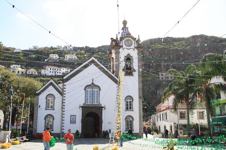 Iglesia de Ribeira Sacra.