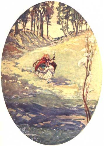 A. H. Watson's Little Red Riding Hood Image