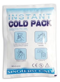 Make an instant ice pack by using ammonium nitrate. (Teaching exothermic/endothermic reactions to Year 8)