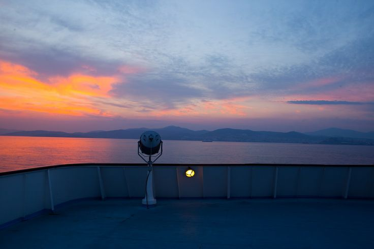 Ever considered a cruise as your summer getaway? Just unpack once and cruise around the Eastern Mediterranean with Celestyal Cruises! #Celestyalcruises #cruise #getaway #Mediterranean #sunset