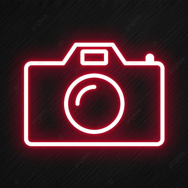 Icone Da Camera No Estilo Neon Camera Icone Da Camera Icones De Estilo Imagem Png E Psd Para Download Gratuito Wallpaper Iphone Neon Iphone Photo App Iphone App Design