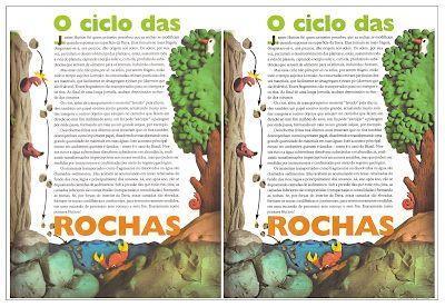 SOS PROFESSOR-ATIVIDADES: O ciclo das rochas