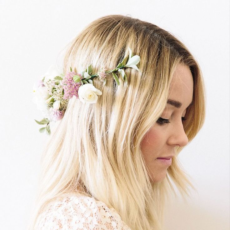 23 Gorgeous Flower Crowns Your Pinterest Board Needs Now  - Seventeen.com