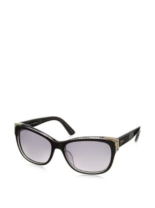 64% OFF Fendi Women's 5212 Sunglasses, Black/Smoke Gradient