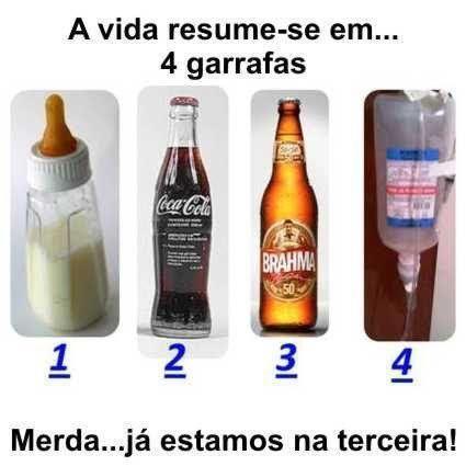 Bêbados e a vida                                                                                                                                                      Mais