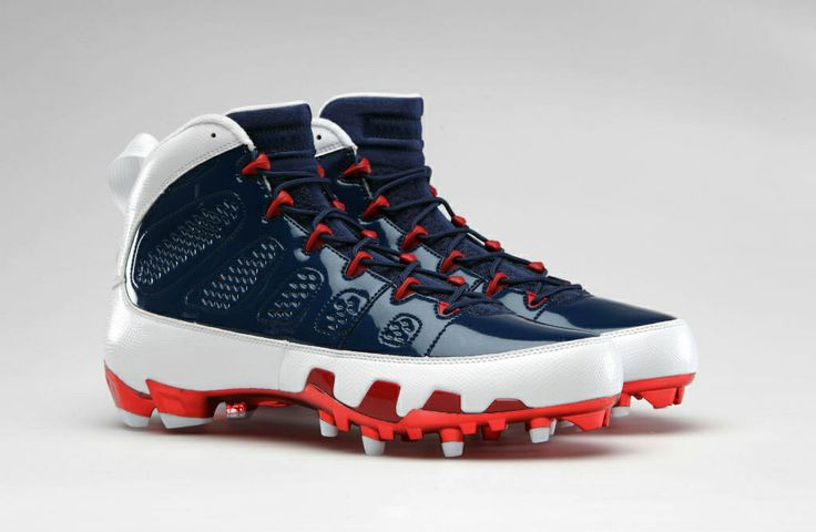 Jordan cleats whoa! Wish they made these back then