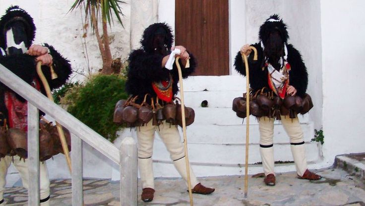 The Goat Dance of Skyros Island -Greece