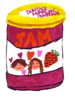 15 sett. 2012 - MERMELADA DE MORA: 1,1 kg more, 380 zucchero, il succo di un limone. Il procedimento è questo.