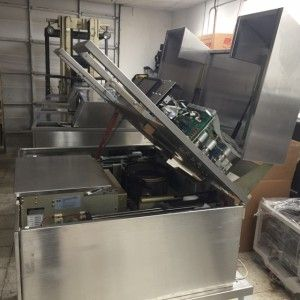 Tegal 903e plasma etch/RIE equipment :Complete, working condition at Silicon Valley, CA, U.S.A.Refurbished condition is optional at extra charge