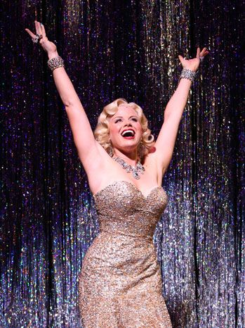 Catching Up With Megan Hilty (who i love, Love, LOVE)