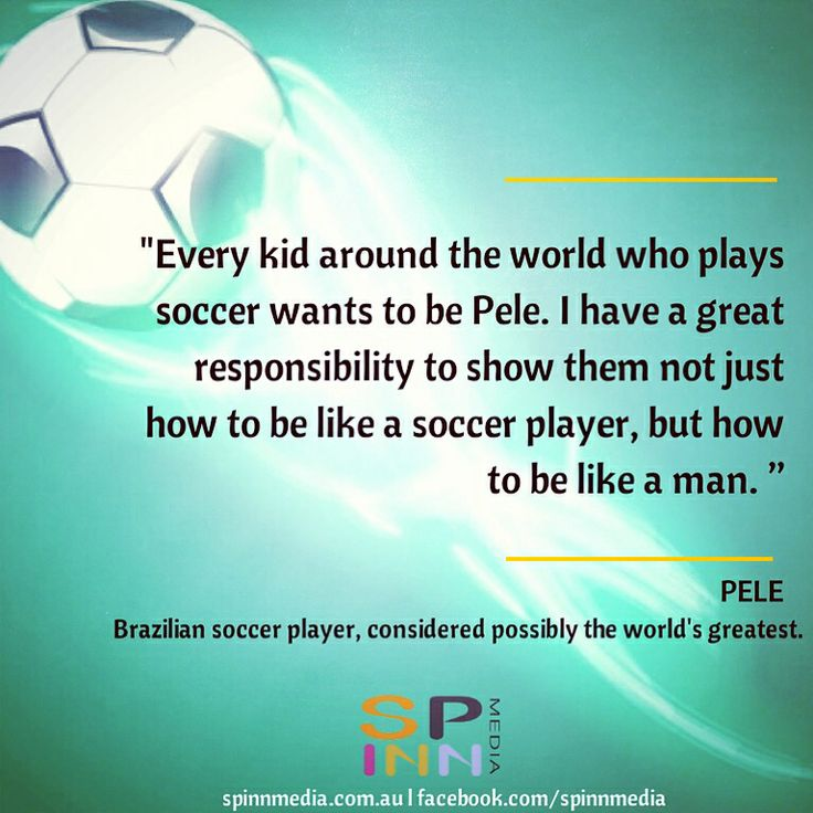Famous football quotes: Pele #FifaWorldCupBrazil2014