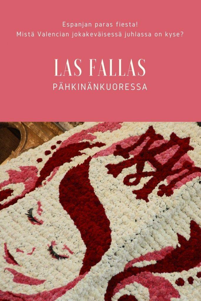 Las Fallas, opas Espanjan parhaan fiestan ytimeen. Valencia, Espanja, matkavinkit. Matkablogi Suunnaton.