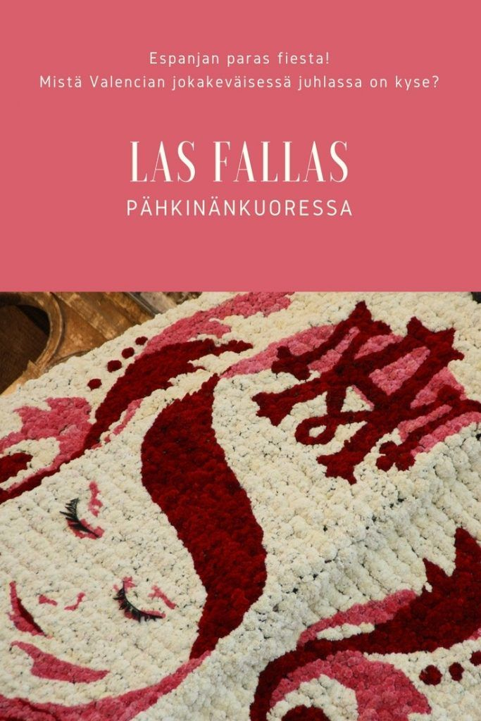 Las Fallas, opas Espanjan parhaan fiestan ytimeen. Valencia, Espanja, matkavinkit
