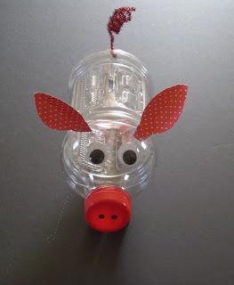 Piggy Bank, cute vbs craft