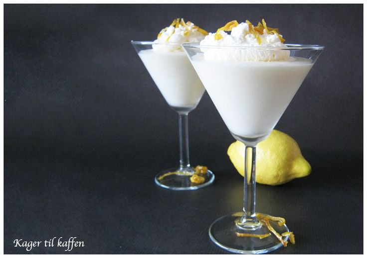 Citron fromage