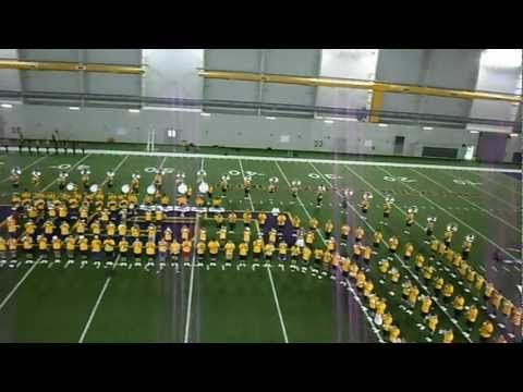 LSU Golden Band from Tiger Land - Callin' Baton Rouge