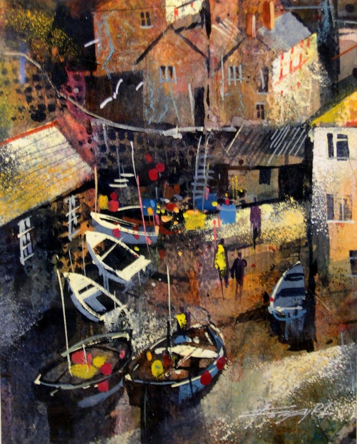 Chris Forsey Inner harbour
