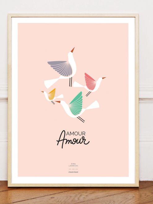 poster gant tapisser interesting papier peint panoramique montagne with papier peint trompe l. Black Bedroom Furniture Sets. Home Design Ideas