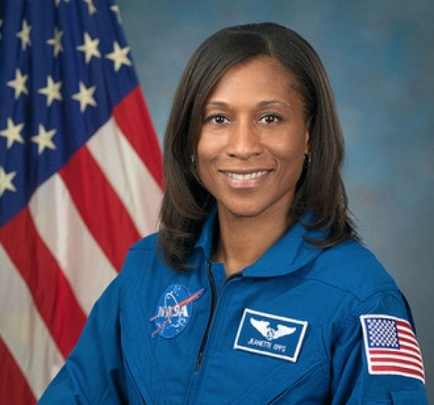 Meet the African American Female Astronauts Of NASA   Jeanette J. Epps, Ph.D. is an Active Astronaut, meaning she is currently eligible for space missions. Originally from Syracuse, NY, she holds a bachelor of science degree in Physics from LeMoyne College and a master of science degree and doctorate of philosophy degree in Aerospace Engineering from the University of Maryland.
