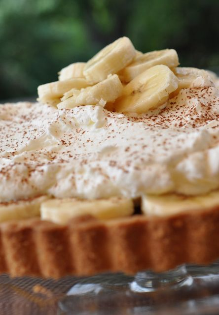 Scrumpdillyicious: Banoffi Pie: The Original Hungry Monk Recipe